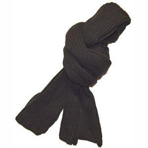Gap Ribbed Knit Warm Winter Scarf